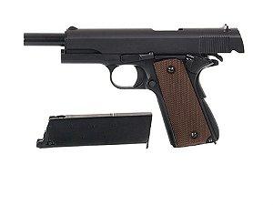 Pistola KJW M1911-A1 Full Metal Blow
