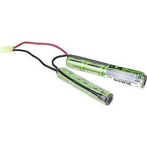 Bateria V Energy 8.4v NiMH 1600Ah Split