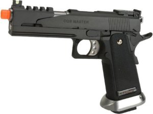 Pistola WE Phantom CQB Master c/2mags