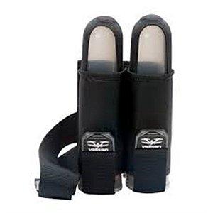 Cinto Harness c/ 2 Preto (não inclui os tubes)