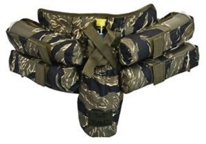 Cinto Harness Valken 4+1 Camo/Tiger Strip
