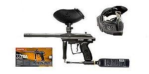 Kit c/ 10 Marcadores Spyder XTRA Rental