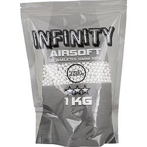 BBs Infinity 0.20g 1Kg wwhite