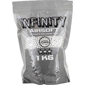 BBs Infinity 0.25g 1Kg white