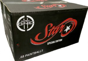 Bolas Paintball-One Star - 50 Caixas