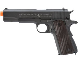 Pistola Colt 100th Anniversary Full Metal M1911 A1 CO2 GBB by KWC