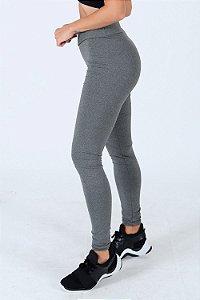 Calça legging mescla fitness