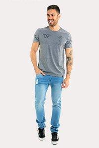 Camiseta manga curta estampa 09