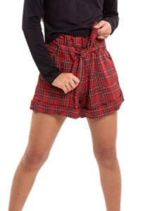 Shorts juvenil clochard