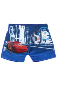 Sunga infantil boxer estampa carros