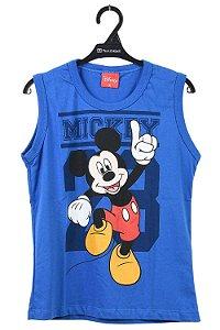 Regata machão infantil Mickey