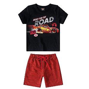 Conjunto infantil carros