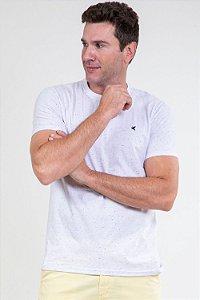 Camiseta slim botonê
