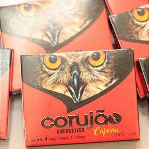 Corujão Energético Cafeína