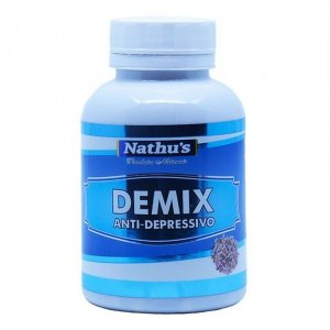 Demix Anti Depressivo 500 MG x 120 Cápsulas