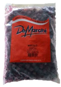 IQF MIRTILO/BLUEBERRY PCT COM 1,2KG