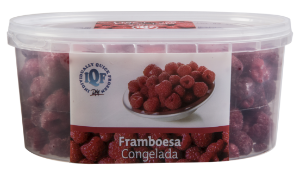 IQF FRAMBOESA POTE COM 450G