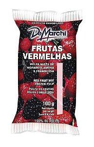 POLPINHA DE FRUTAS VERMELHAS 10X100G