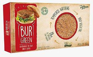 HAMBÚRGUER DE SOJA BurGreen 100% Vegetal! PCT 12x120g