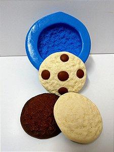 Molde de Silicone Cookie - 5 Centímetros
