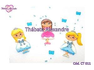 Cortador Kit Princesas
