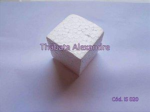 Cubo de Isopor