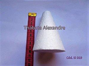 Cone de Isopor 9,5 Centímetros