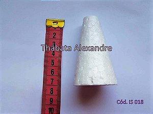 Cone de Isopor 7 Centímetros