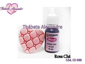 Corante Líquido Rosa Chá