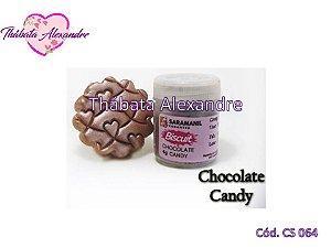 Corante em Pó Candy - Chocolate