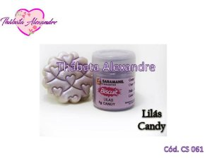 Corante em Pó Candy- Lilas