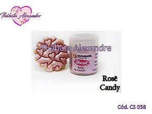 Corante em Pó Candy - Rosê