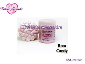 Corante em Pó Candy - Rosa