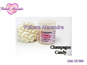 Corante em Pó Candy - Champagne