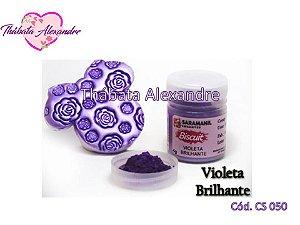 Corante em pó Brilhante - Violeta