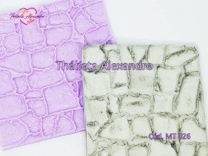 Textura de Silicone - Pedra
