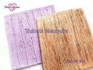 Textura de Silicone - Madeira