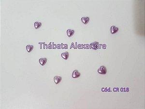Chaton Coração - P - Lilás
