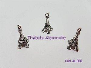 Mini Torre Eiffel Prata