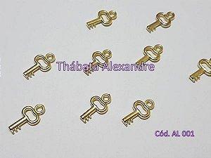 Mini Chaves - Dourada