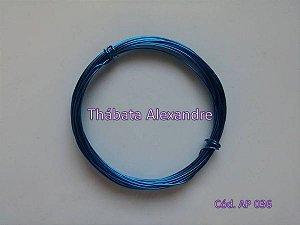 Arame Liso Azul