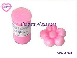 Corante em Pó - Pink Fl. Perolado