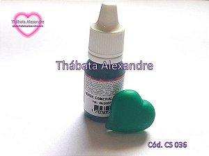 Corante Líquido - Verde Esmeralda