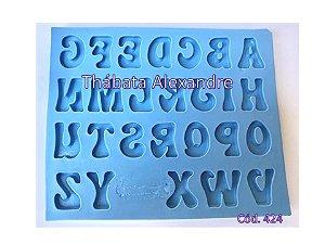 Alfabeto Letras Maiúsculas