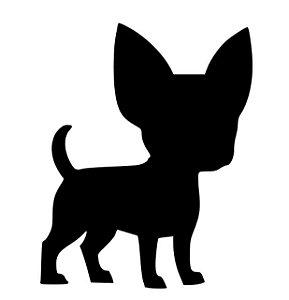 Cortador Cachorro Chihuahua 4 Centímetros