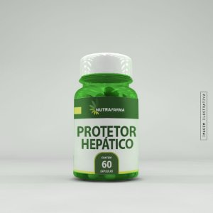 Protetor Hepático - 60 Cápsulas