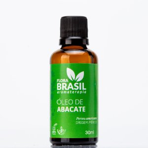 Óleo Vegetal de Abacate - Flora Brasil - 30 ml