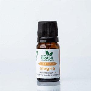 Sinergia Alegria - Flora Brasil - 10 ml