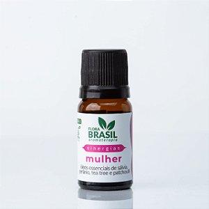 Sinergia Mulher - Flora Brasil - 10 ml