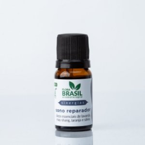 Sinergia Sono Reparador - Flora Brasil - 10 ml
